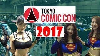 Tokyo Comic-Con 2017 COSPLAY & FIGURES, Makuhari Messe 東京コミコン2017年 コスプレやフィギュア編 幕張メッセ (GoPro Hero5)