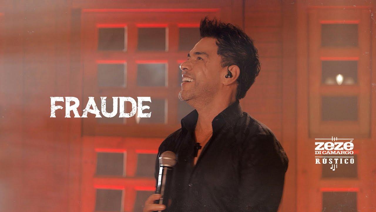 Zezé Di Camargo lança 'Fraude', segunda faixa de EP 'Rústico'