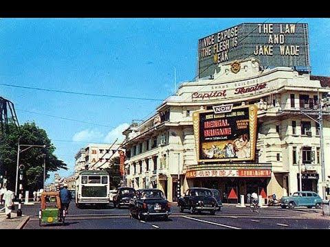 Capital Theatre Singapore  新加坡最古老的劇院 -  首都戲院的故事