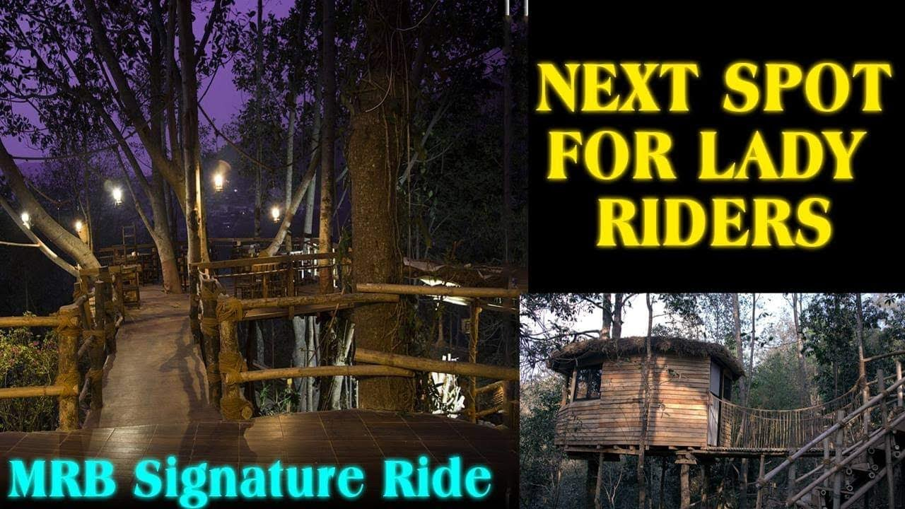 Next Location for Lady Riders || MRB Signature Ride || TFT Dulla ||