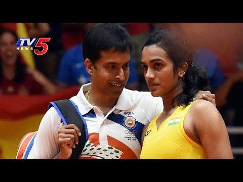 Pullela Gopichand | The power Behind PV Sindhu | Rio Olympics 2016 | Telugu News | TV5 News