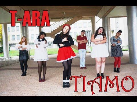 T-ara - Tiamo - Cover Dance by ★ Uni-T ★