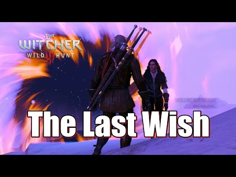 The Witcher 3 Wild Hunt Meet Yennefer in Larvik l The Last Wish
