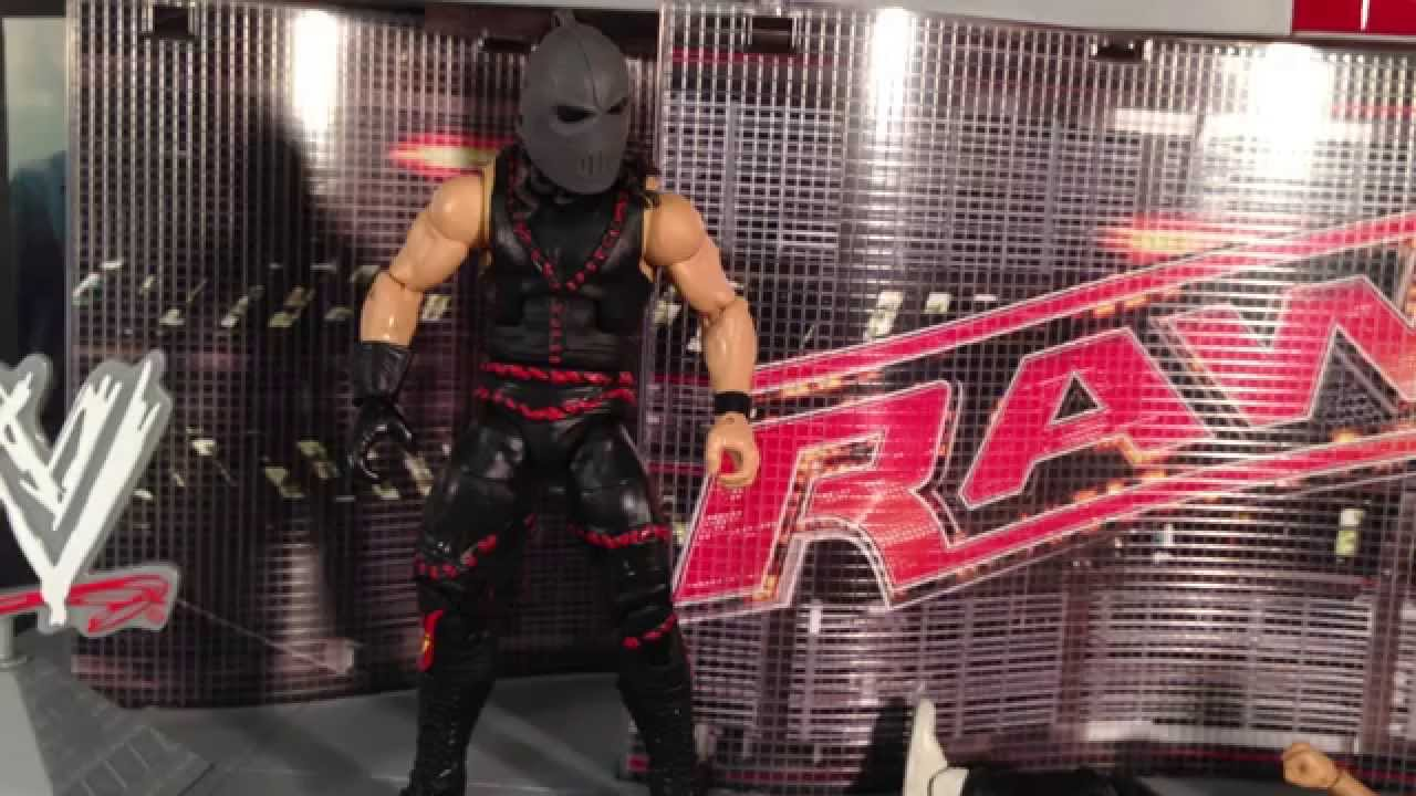 Wwe Raw Superstar Entrance Stage Unboxing And Review Youtube