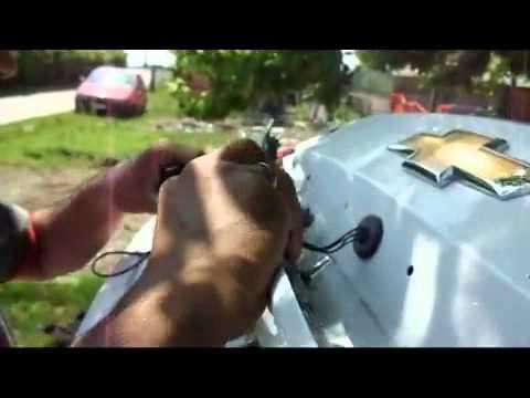 Cruze Установка Головное устройство, навигатор, 2-din DVD.flv