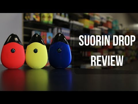 Suorin Drop Review (Better Than Juul?)