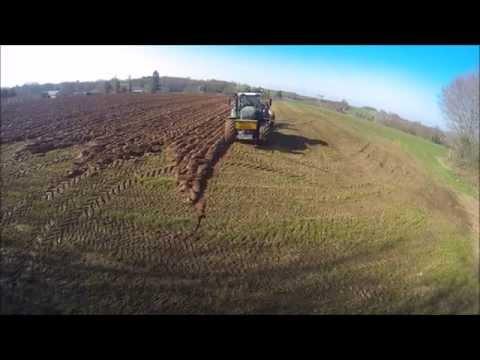 best of go pro 2014 Machinisme Agricole Passion