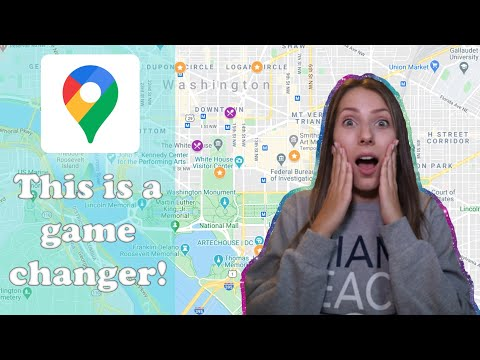 How to Plan Your Trip with Google My Maps   3 Tips to Plan Your Travel Itinerary