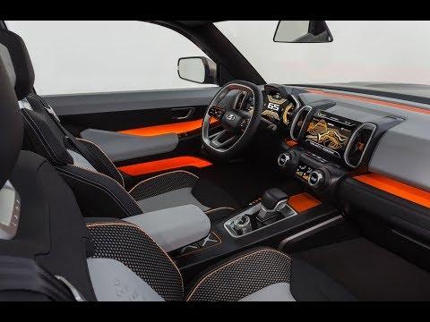 АвтоВАЗ запатентовал дизайн интерьера Lada 4x4 Vision