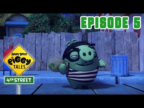 Piggy Tales - 4th Street | Cops n' Robbers - S4 Ep5