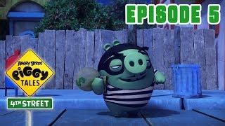 Piggy Tales - 4th Street | Cops n