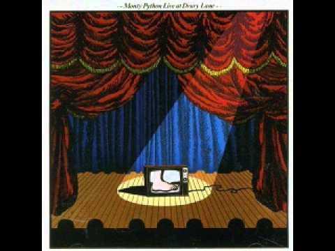 Monty Python Live At Drury Lane - Argument Sketch
