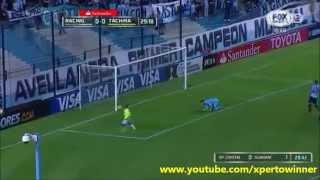 Racing Club 3 - 2 Deportivo Táchira Copa Libertadores 2015