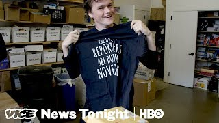 People Are Using Your Facebook Data To Sell You Corny T-shirts (HBO)