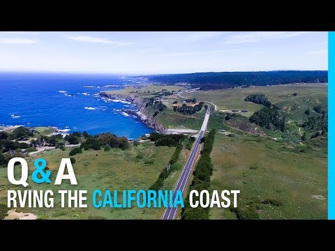 RVING THE CALIFORNIA COAST Q&A