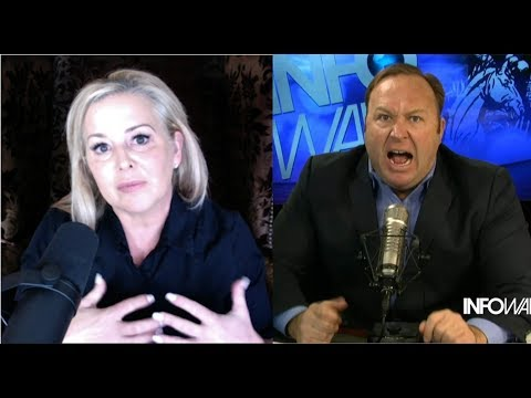 EXCLUSIVE: Alex Jones' Ex-Wife Tells All, Conspiracies, Fake Supplements