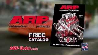 ARP Ultimate Fasteners For The Inside Of Your Engine Spot