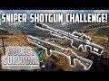 17 KILL SNIPER SHOTGUN GAME! - Rules of Survival: Battle Royale