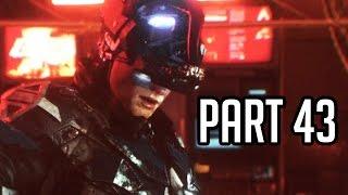ARKHAM KNIGHT REVEALED!! Batman Arkham Knight Walkthrough Gameplay Part 43 (PS4/XB1/PC)