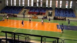 Marmaris Sabancı Lisesi Futsal maçı - Sabancı Anadolu Lisesi - Marmaris Koleji Futsal maçı 14-02-2013.