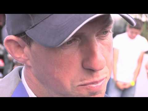 Longines Global Champions Tour 2013 - Valkenswaard - Gerco Shroder interview (3rd in the Grand Prix)