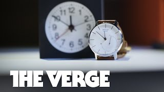 Withings Activité review: a slightly smarter watch