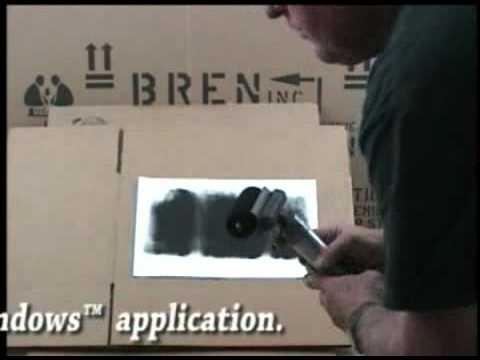 bren stencil machine