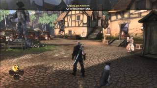Fable III Xbox 360 Full Playthrough Part 1 of 2