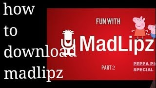How to use madlipz apk app Android