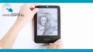 eBook - BQ Cervantes 8GB Táctil con WiFi y Luz