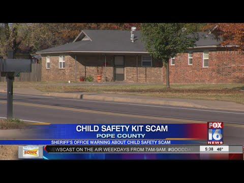 Child Safety Kit Scam