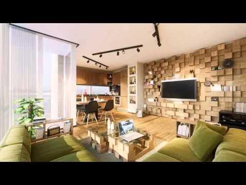 desain ruang tamu dengan batu alam desain interior ruang