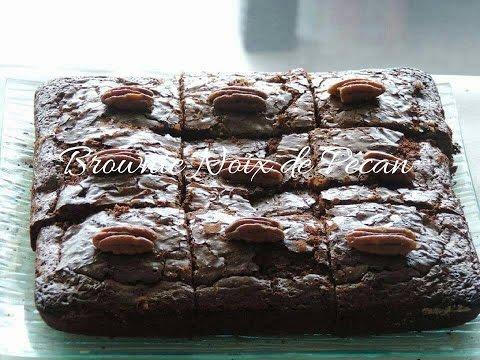 recette-sucrÉe-:-brownie-noix-de-pécan/-pecan-pie-@chadcuisine
