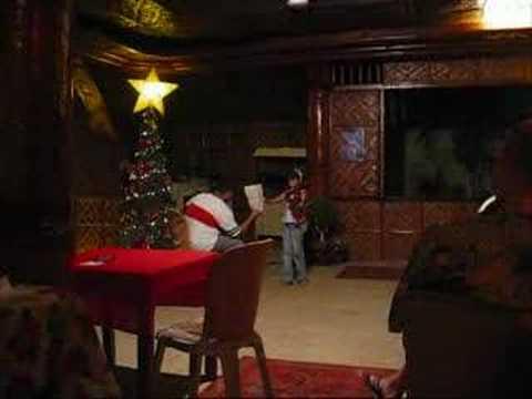 weihnachten und silvester 2007 auf cabilao philippinen. Black Bedroom Furniture Sets. Home Design Ideas