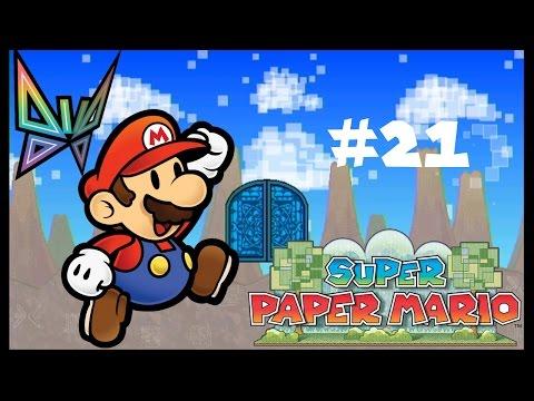 [Let's play FR] Super Paper Mario - LE VILLAGE CRAGNON ! - #21