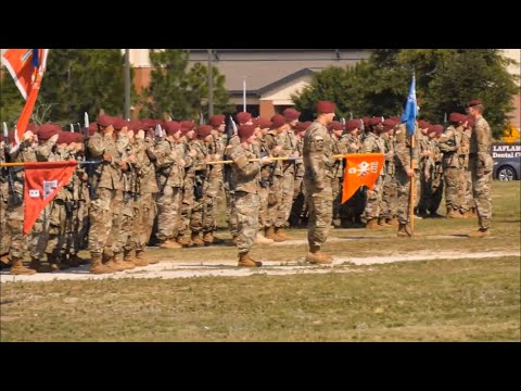 Example Battalion Change Of Command Drill And Ceremony