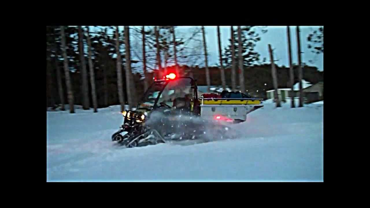 John Deere Gator >> John Deere Gator 825i with camoplast tracks - YouTube