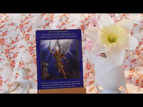 Daily Tarot Oracle Card Reading