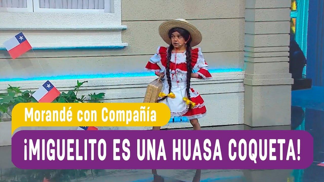 Download ¡Miguelito la huasa coqueta! - Morandé con Compañía 2017