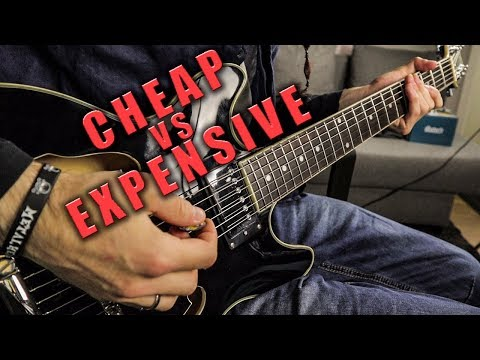 Download Youtube: CHEAP vs EXPENSIVE GUITAR!