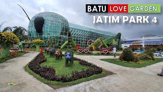 Batu Love Garden (BALOGA) Jatim Park 4 - Wisata Baru di Kota Batu