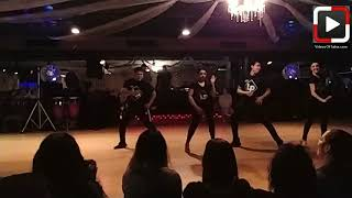 AD Latin Dance Performance at Amaya Sunday Funday Salsa Social Houston