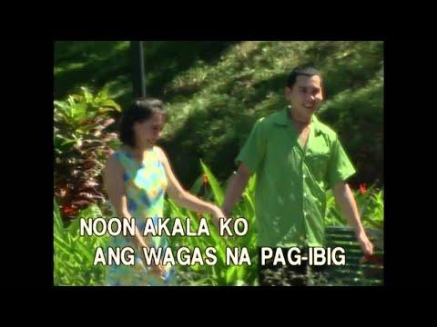 Pangako as popularized by Sharon Cuneta Video Karaoke