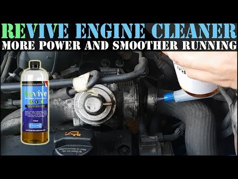 Revive Turbo Engine Cleaner | More Power and Smoother Running | VW T5 Campervan