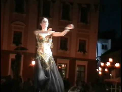 Nomad Egypt Night in Cairo - Lonely Traveller - Soul - Maria Solo Belly Dance - Sisters Shahrazad