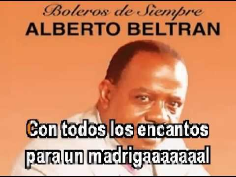Maribel- Alberto Beltran karaoke