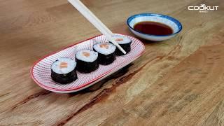 Download SOOSHI by Cookut - des sushis makis super facilement en un rien de temps !
