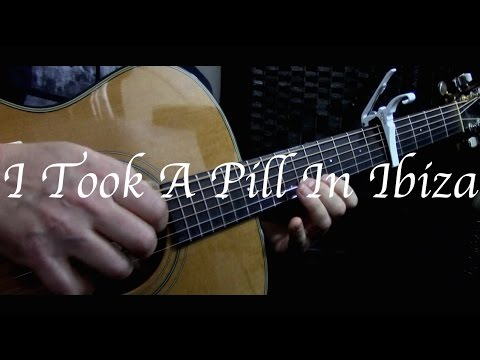 Mike Posner - I Took A Pill In Ibiza (Seeb...