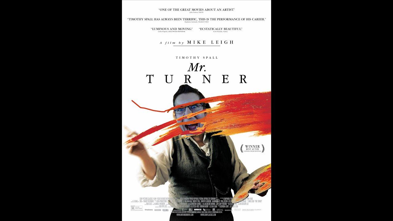 Mr  Turner Review