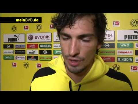 BVB - Bayer 04 Leverkusen: Interview mit Mats Hummels